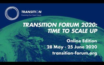 TRANSITION FORUM 2020