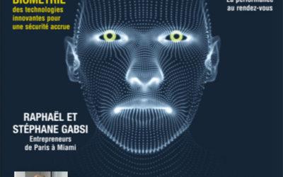 Jean-Philippe Burtin fondateur et CEO de borea dans le magazine MANAGERS.